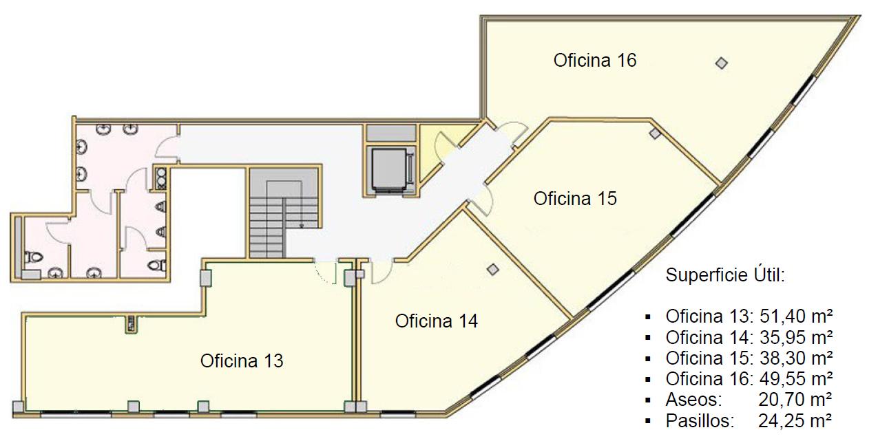oficinas plano